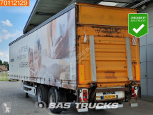 Draco tautliner semi-trailer