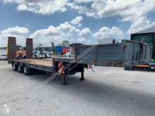 semiremorca transport utilaje Leciñena
