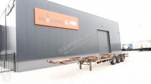 trailer onbekend 40FT HC, Blattfederung NICHT-ausziehbar, , NL-Auflieger