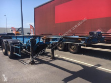 semiremorca Trouillet PORTE CONTAINER *SUSPENSIONS LAMES*EXPORT*