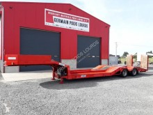 Verem heavy equipment transport semi-trailer