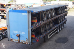 semi remorque Lawrence David Flatbed Drum, ROR, 13.6M
