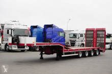 naczepa do transportu sprzętów ciężkich Wielton