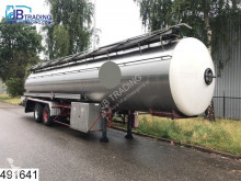 naczepa Magyar Food 31930 Liter, Isolated, 5 Compartments, Food, R rear axle defect, nourriture, Lebensmittel, Levensmiddelen Tank