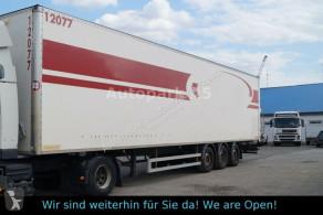 Fruehauf Auflieger Koffer Doppelstock SAF-Achsen Auflieger