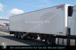 Fruehauf Chereau Kühlkoffer Tiefkühler Carrier SMB-Achsen Auflieger