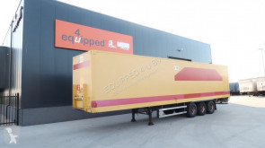 semirimorchio Groenewegen BPW, liftas, volledig chassis, NL-trailer, APK: 02/2020