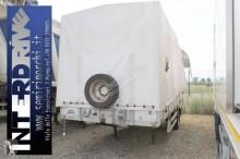 Grau semirimorchio centinato per daily con sponda semi-trailer