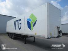 semi reboque Schmitz Cargobull Trockenfrachtkoffer Standard Doppelstock