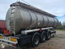 Magyar VO 0055 CITERNE HYDROCARBURES ADR ABS COV API 3ESS 34000L semi-trailer