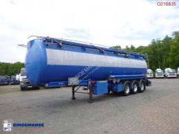LAG Powder tank alu 55 m3 (tipping) + ADR semi-trailer