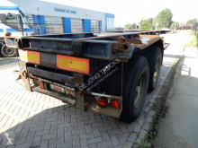 semi remorque Van Hool 20 FT chassis / BPW axles / air suspension