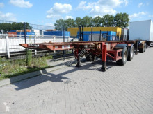 semirimorchio Craven Tasker 20 FT chassis / steel suspension / ROR