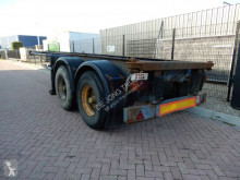 semi remorque Schmitz Cargobull 20 FT Chassis / BPW / Air suspension