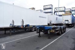 D-TEC Auflieger Container
