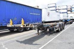 полуремарке контейнеровоз втора употреба