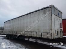 návěs Schmitz Cargobull Curtainsider Mega