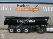 semi remorque Schwarzmüller 25m³ Hardoxmulde, Luft/Lift, BPW