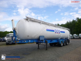 semi remorque nc Powder tank alu 62 m3 (tipping)