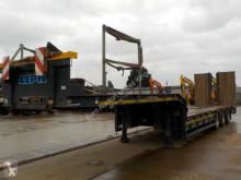 King heavy equipment transport semi-trailer