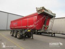 Schmitz Cargobull Kipper Stahlrundmulde Thermomulde 29m³ semi-trailer