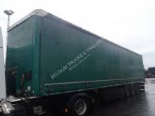 semi remorque rideaux coulissants (plsc) fosses à bobines Schmitz Cargobull