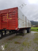 Miele RIBALTABILE 12,50 m semi-trailer