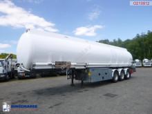 semi remorque LAG Jet fuel tank alu 45 m3 / 3 comp