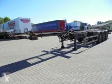 Netam container semi-trailer