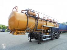 Burg tanker semi-trailer