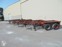 Krone 5 X 20FT FULL STEEL ON STOCK semi-trailer
