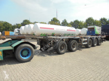 D-TEC CT-60-05 DEELBAAR semi-trailer