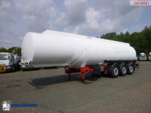 semi reboque Cobo Fuel tank alu 40.3 m3 / 5 comp / ADR 09/2019