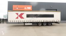 naczepa Krone BPW, rongpotten, NL-trailer, APK: 02/2020