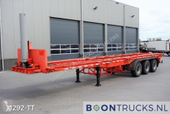 semi remorque Pacton 40-30-20 ft TIPPER * STEEL SUSPENSION