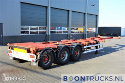 semirimorchio HFR * STACK PRICE EUR 16250 * 20-30-40-45ft HC *EXTENDABLE REAR*