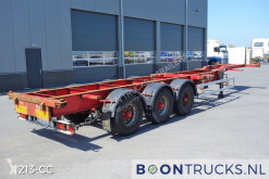 semi reboque HFR 20-40ft HC Containerchassis *4800 Kg*
