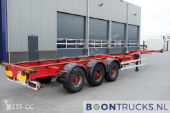 semi reboque HFR 20-40ft HC Containerchassis *4800 Kg *