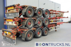 HFR *STACK PRICE EUR 14500* 20-30-40-45ft *DISC BRAKES* semi-trailer