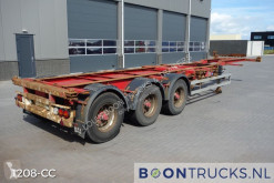 semi reboque HFR SB24 20-30-40-45ft HC *EXTENDABLE REAR*