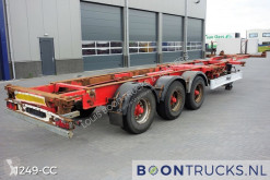 naczepa Fliegl SDS400C | 20-30-40-45ft HC CONTAINERCHASSIS
