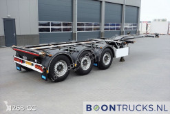 semi reboque D-TEC FLEXITRAILER LS *DISC BRAKES* 20-30-40-45ft HC