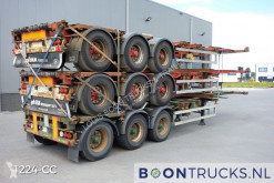 HFR *STACK PRICE EUR 14750 *20-30-40-45ft HC* EXTENDABLE REAR * semi-trailer