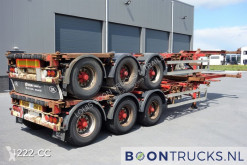 HFR *STACK PRICE EUR 9750* 20-30-40-45ft HC *DISC BRAKES* semi-trailer