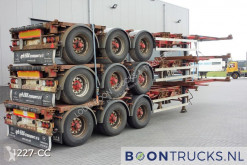 HFR *STACK PRICE EUR 12750* 20-30-40-45ft HC *EXTENDABLE REAR* semi-trailer