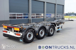 semi reboque D-TEC FLEXITRAILER LS 20-30-40-45ft *DISC BRAKES*