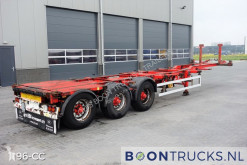 semi reboque HFR 20-30-40-45ft HC *EXTENDABLE REAR*