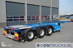 semi remorque LAG O-3-CC 20-30ft ADR *3640 KG *TOP CONDITION*