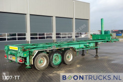 semirimorchio Van Hool SK305 30ft Tipping chassis