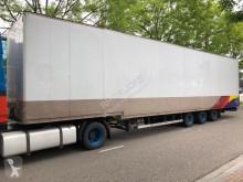 Talson CONFECTIE EN ROLLENBAAN semi-trailer